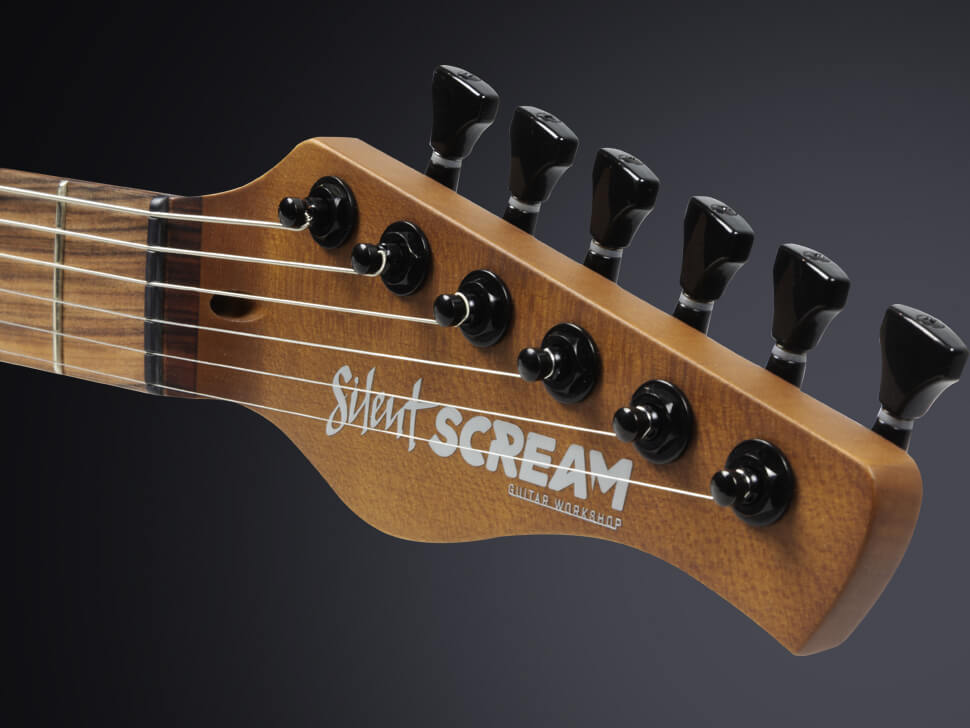Silent Scream – Guitar Service And Workshop